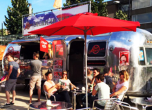 BAR AMERICAN – AMERICAN BURGER FOODTRUCK