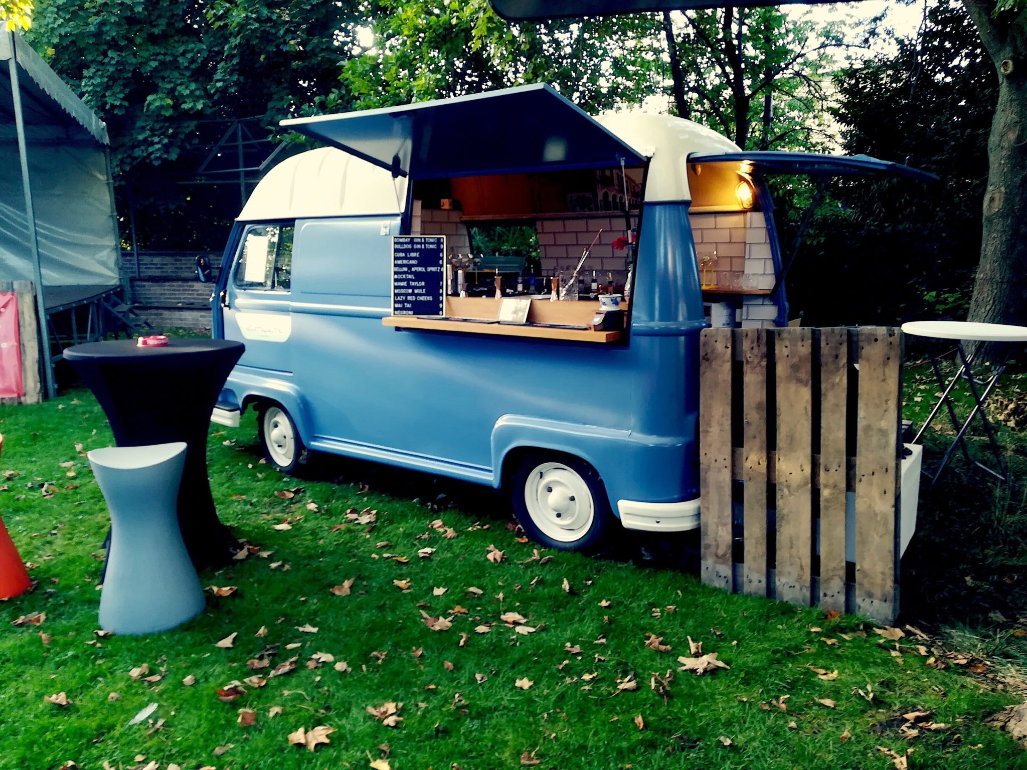 Bar Estafette Foodtruck