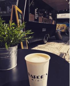 Lekkere Baroma koffie