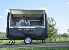 BBQ Foodtruck – Battle Butchers
