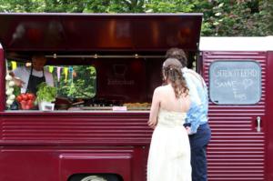 foodtruck op je bruiloft