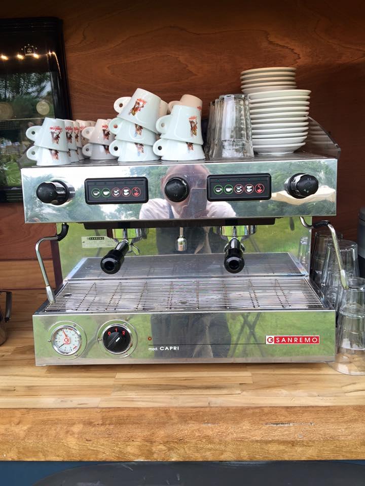 Koffie van Caffè Lo-Vivo