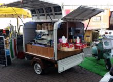 Casabarista – Coffee on Wheels Rotterdam