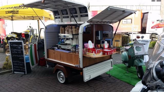 Casabarista – Coffee on Wheels Rotterdam