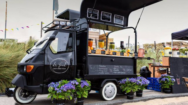 DR. FOOD - GEZONDE FOODTRUCK