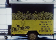 DE FRIETOSOOF – BIOLOGISCHE FRIET FOODTRUCK