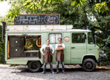 BBQ Foodtruck – Blitz Catering Amsterdam