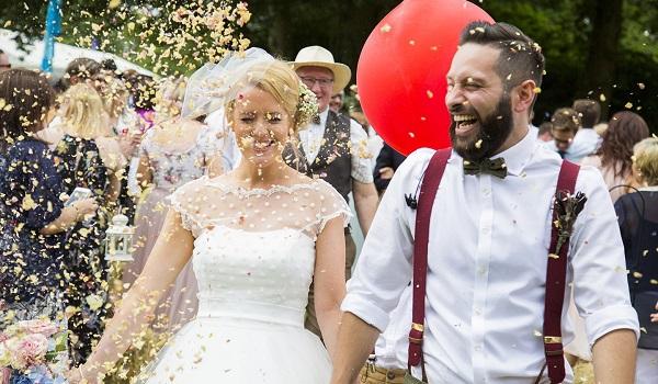 10 Tips Voor Een Fantastische Festival Bruiloft!