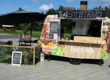 Streetfood foodtruck – Food to Walk