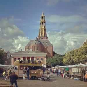 Foodtruck Groningen
