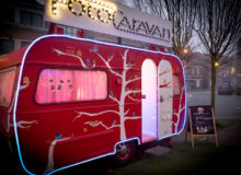 Fotocaravan – Photobooth Foodtruck