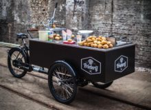 Friet bakfiets – Frietvelo