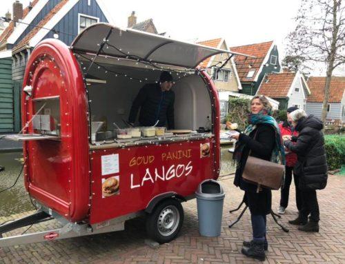Langos Foodtruck – Goud Panini