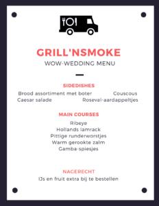 bbq-bruiloft-menu-grill'nsmoke