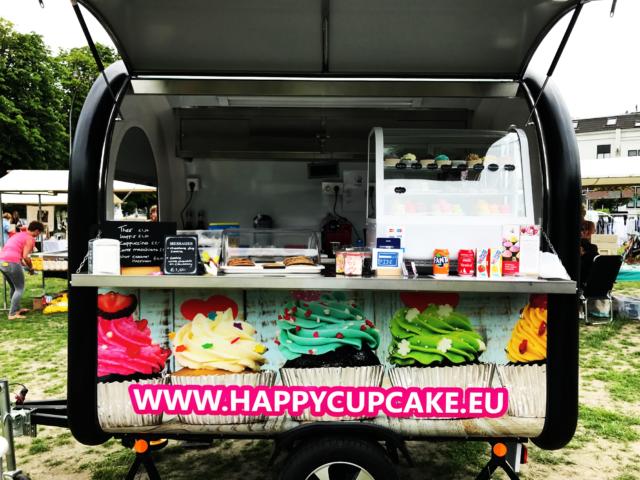 Happy Cupcake – Dessert Foodtruck