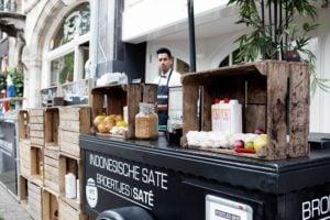 Saté Foodtruck – Broertjes Saté