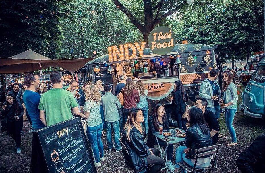 Indy truck - thai streetfood