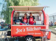 Joe's Kitchen – Wereldse Wagens