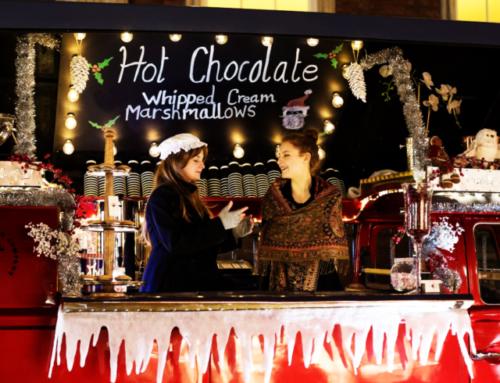 Foodtruck & catering trends voor een winters personeelsfeest