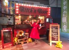 Kitch 'n Booz – American food truck