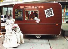 Koffie foodtruck- Koek & Zopie