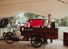 Le Triporteur – Koffie bakfiets