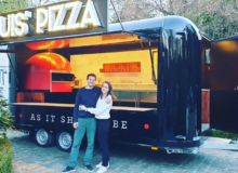 Pizza foodtruck – Louis' Pizza