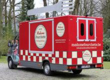 Wereldse Wagen- Madame Fourchette