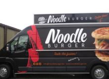 NOODLE BURGER- FUSION FOODTRUCK