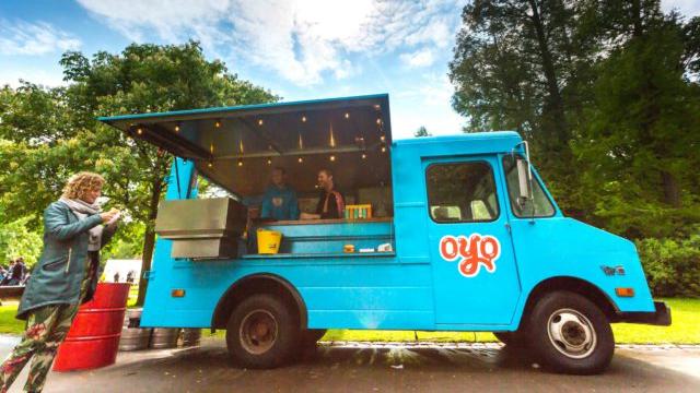 OYO BURGERS - BURGER FOODTRUCK
