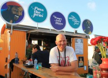 Pass the Peas – Fried Chicken Foodtruck