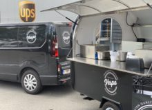 Pasta foodtruck – Pasta Vespa foodtruck