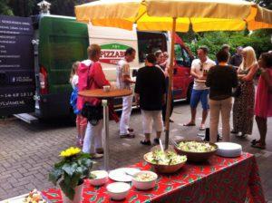 Pizzaproeverij Pizzabus Sylvano