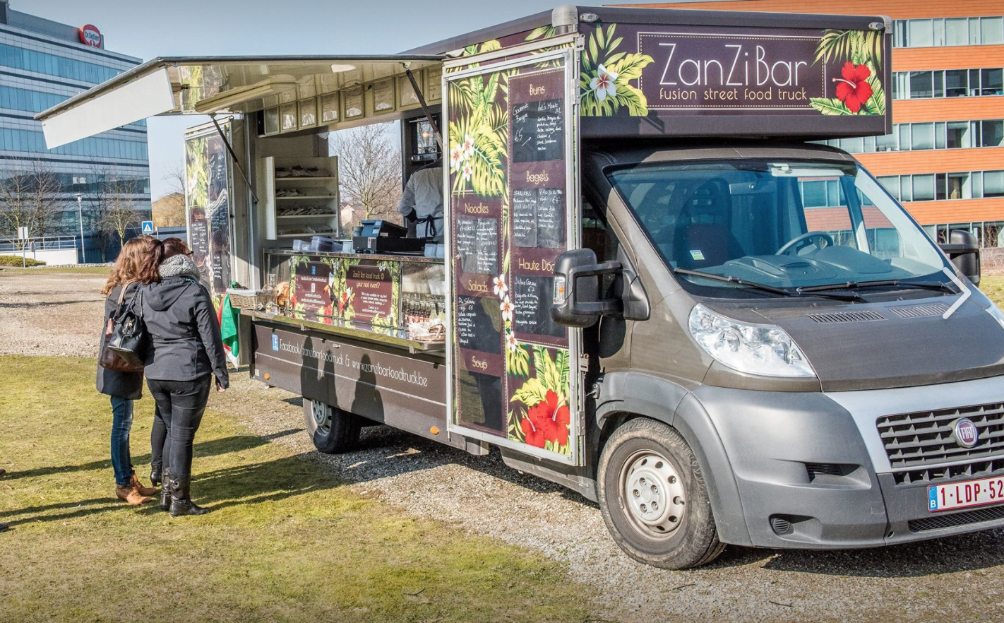 Zanzi Bar - Fusion Streetfood foodtruck