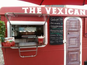 the vexican foodtruck