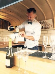 Frisse champagne