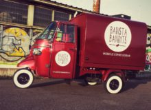 Koffie truck – Barista Bandits