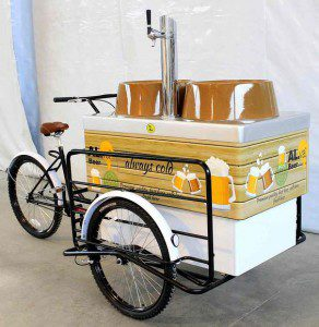 beer foodfiets