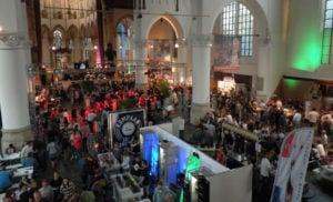 bierproeffestival den haag in de grote kerk