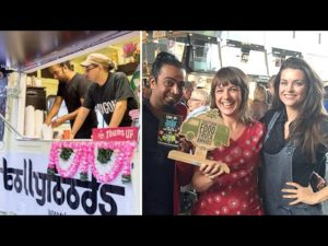 bollyfoods winnaar 24kitchen awards 2015