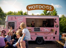 Hotdog foodtruck – Brandt & Levie