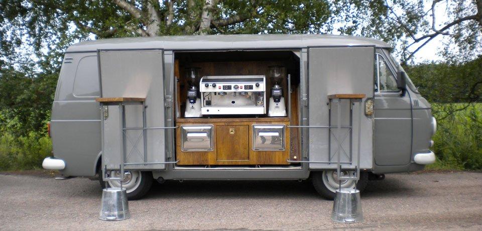 Caffé Delizia - Koffie Foodtruck