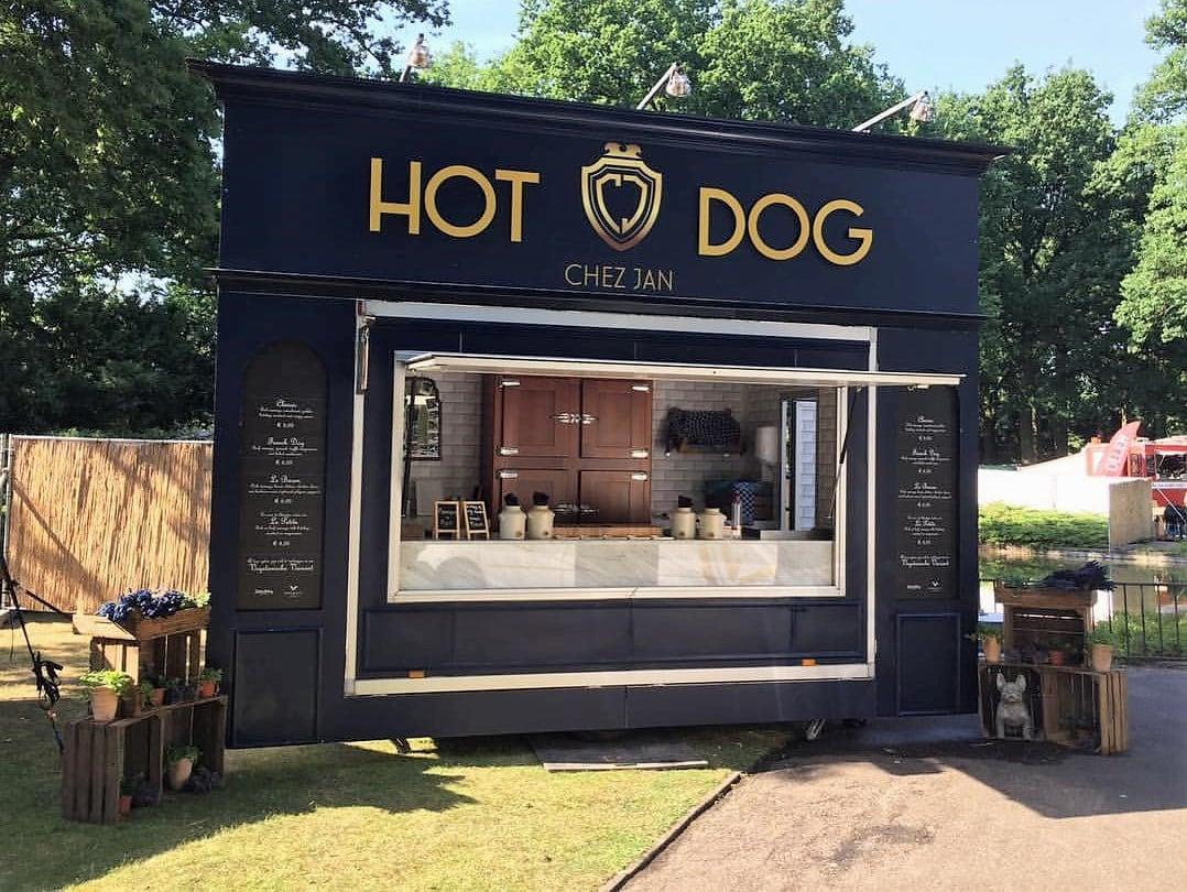 Chez Jan - Hotdog Foodtruck