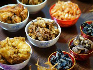 eten tijdens chinees nieuwjaar 2018