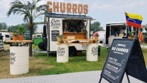 Foodtruck Churro Kitchen