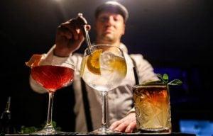 cocktails caravan