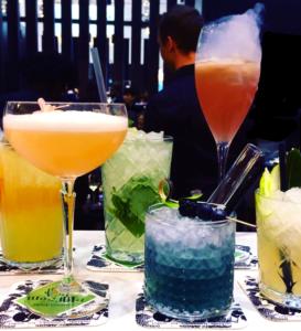 Bloesembar cocktails