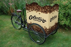 collectivo coffee foodfiets