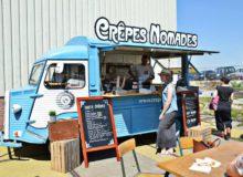 Crêpes Nomades: Wafel en Crêpe Foodtruck