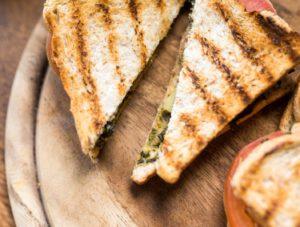 tosti foodtruck remork